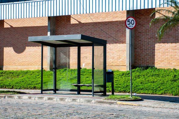abrigo ponto de ônibus