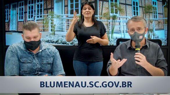live covid prefeito mário hildebrandt