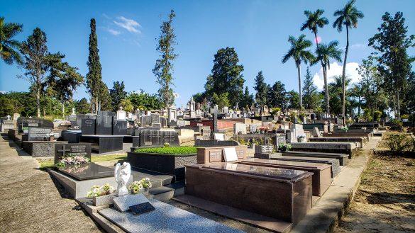Cemitério Igreja Luterana Centro