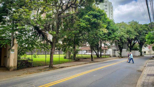 Praça Rua Max Hering