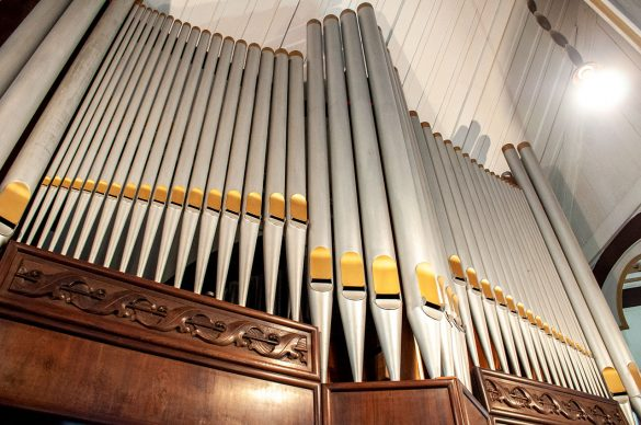 órgão luterana