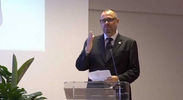 Renato Medeiros, presidente da Acib