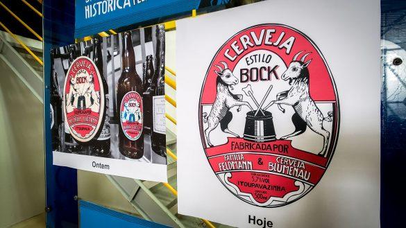Cerveja Blumenau Feldmann Bock