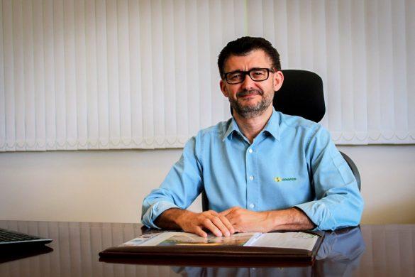 Osnildo Maçaneiro, presidente executivo da Cooper