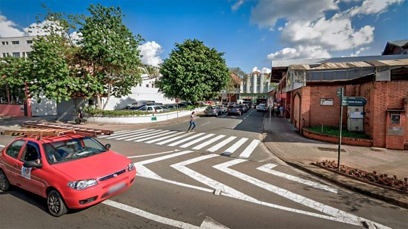 Rua José Ferreira da Silva