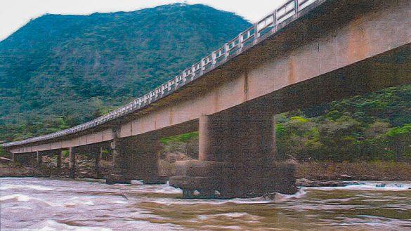 Ponte BR-470 Apiúna Ibirama